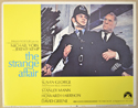 THE STRANGE AFFAIR (Card 2) Cinema Lobby Card Set