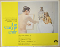 THE STRANGE AFFAIR (Card 3) Cinema Lobby Card Set