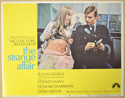 THE STRANGE AFFAIR (Card 4) Cinema Lobby Card Set