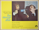 THE STRANGE AFFAIR (Card 5) Cinema Lobby Card Set