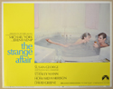 THE STRANGE AFFAIR (Card 7) Cinema Lobby Card Set