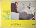THE STRANGE AFFAIR (Card 8) Cinema Lobby Card Set