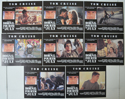 BORN ON THE FOURTH OF JULY Cinema Set of Lobby Cards
