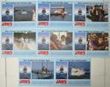 JAWS - THE REVENGE Cinema Set of Lobby Cards
