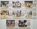 Beethoven's 2nd <p><a> Set Of 8 Cinema Lobby Cards </i></p>