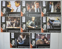 Clear And Present Danger <p><a> Set Of 8 Cinema Lobby Cards </i></p>