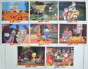 DuckTales - The Movie <p><a> Set Of 8 Cinema Lobby Cards </i></p>