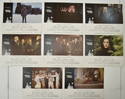 GHOST STORY Cinema Set of Lobby Cards