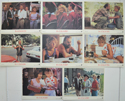 In Country <p><a> Set Of 8 Cinema Lobby Cards </i></p>