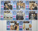 Naked Gun 33⅓ - The Final Insult <p><a> Set Of 8 Cinema Lobby Cards </i></p>