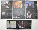 Ring (The) <p><a> Set Of 8 Cinema Lobby Cards </i></p>