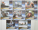 River Wild (The) <p><a> Set Of 8 Cinema Lobby Cards </i></p>