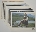 Rob Roy <p><a> Set Of 9 Oversized Cinema Lobby Cards </i></p>