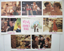Scenes From A Mall <p><a> Set Of 8 Cinema Lobby Cards </i></p>