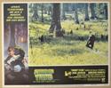 SWAMP THING (Card 7) Cinema Lobby Card Set