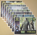 Swamp Thing <p><i> Set Of 8 Cinema Lobby Cards </i></p>