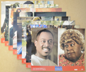 Big Momma's House <p><i> Set Of 8 Cinema Lobby Cards </i></p>