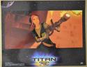 TITAN A.E. (Card 3) Cinema Lobby Card Set
