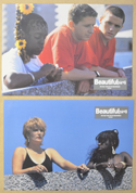 BEAUTIFUL THING Cinema Lobby Card Set