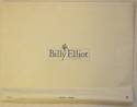 BILLY ELLIOT (Card 7) Cinema Lobby Card Set