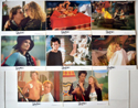 Pyrates <p><i> Set Of 8 Cinema Lobby Cards </i></p>