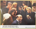 SCENES FROM THE CLASS STRUGGLE IN BEVERLY HILLS (Card 5) Cinema Lobby Card Set
