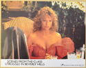 SCENES FROM THE CLASS STRUGGLE IN BEVERLY HILLS (Card 8) Cinema Lobby Card Set