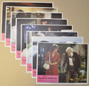 Trail Of The Pink Panther <p><i> Set Of 8 Cinema Lobby Cards </i></p>