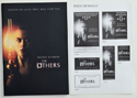 Others (The) <p><i> Original 26 Page Cinema Exhibitors Production Information Brochure  </i></p>