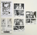 Flubber <p><i> Original Press Kit with 3 Black & White Stills </i></p>