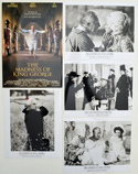The Madness Of King George <p><i> Original Press Kit with 4 Black & White Stills </i></p>