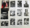 Shaft <p><i> Original Press Kit with 11 Black & White Stills </i></p>