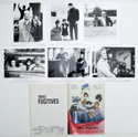Three Fugitives <p><i> Original Press Kit with 6 Black & White Stills </i></p>