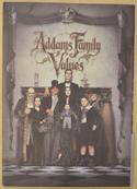 ADDAMS FAMILY VALUES Original Cinema Press Kit – Folder
