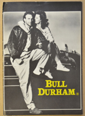 BULL DURHAM Original Cinema Press Kit – Synopsis