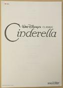 CINDERELLA Original Cinema Press Kit – Production Info