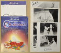 Cinderella (1991 re-release) <p><i> Original Press Kit with 4 Black & White Stills </i></p>