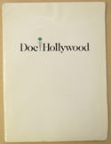 DOC HOLLYWOOD Original Cinema Press Kit – Folder