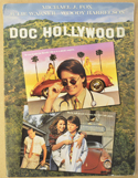 DOC HOLLYWOOD Original Cinema Press Kit – Credits
