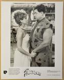 THE FLINTSTONES Original Cinema Press Kit – Press Still 01