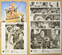 Flintstones (The) <p><i> Original Press Kit with 6 Black & White Stills </i></p>