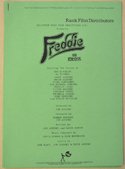 FREDDIE AS F.R.O.7. Original Cinema Press Kit – Production Info