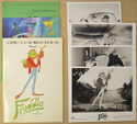 Freddie As F.R.O.7. Original Cinema Press Kit
