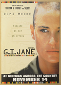 G.I. JANE Original Cinema Press Kit – Synopsis