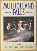 MULHOLLAND FALLS Original Cinema Press Kit – Production Info