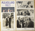 MULHOLLAND FALLS Original Cinema Press Kit