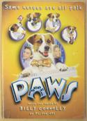 PAWS Original Cinema Press Kit – Production Info