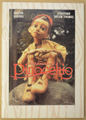 THE ADVENTURES OF PINOCCHIO Original Cinema Press Kit – Production Info