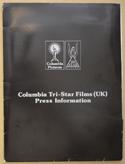 RETURN TO THE BLUE LAGOON Original Cinema Press Kit – Folder