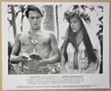 RETURN TO THE BLUE LAGOON Original Cinema Press Kit – Press Still 04